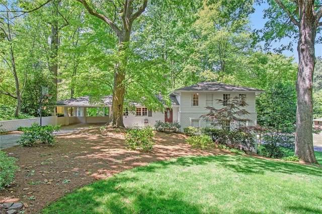 5940 Garber Drive NE, Sandy Springs, GA 30328 (MLS #6874590) :: Path & Post Real Estate