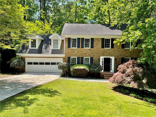 555 Tahoma Drive, Sandy Springs, GA 30350 (MLS #6874595) :: North Atlanta Home Team