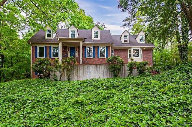 4927 Castlewood Drive SW, Lilburn, GA 30047 (MLS #6874639) :: North Atlanta Home Team