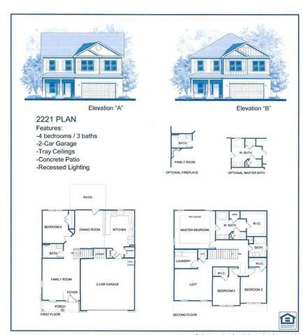 12329 Florin Street, Hampton, GA 30228 (MLS #6874652) :: The Heyl Group at Keller Williams
