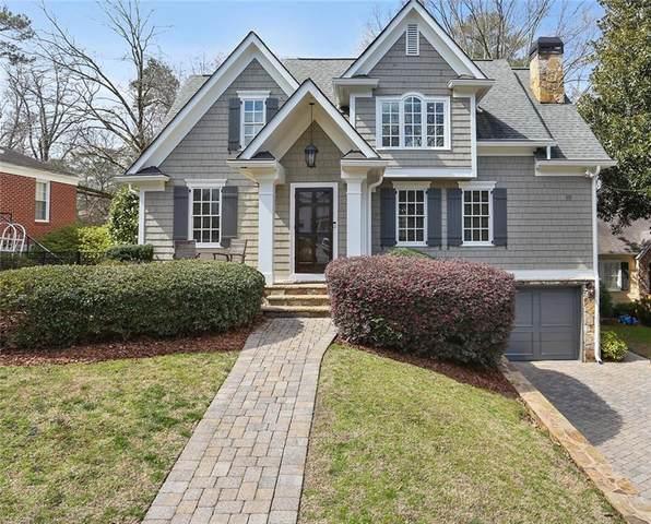 2106 Belvedere Drive NW, Atlanta, GA 30318 (MLS #6874664) :: Good Living Real Estate