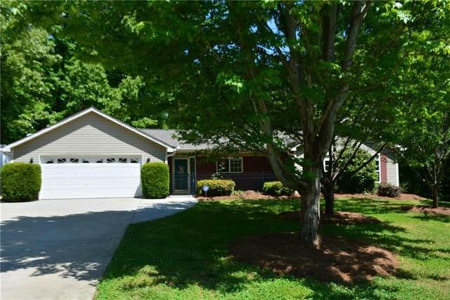 5099 Peach Mountain Circle, Gainesville, GA 30507 (MLS #6874678) :: Thomas Ramon Realty