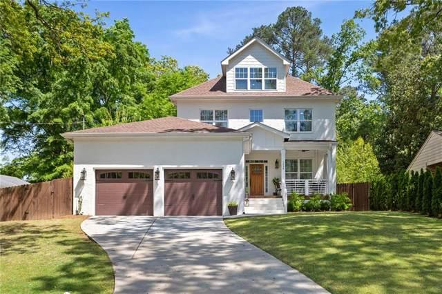 1638 Richwood Drive NE, Brookhaven, GA 30319 (MLS #6874714) :: The Heyl Group at Keller Williams