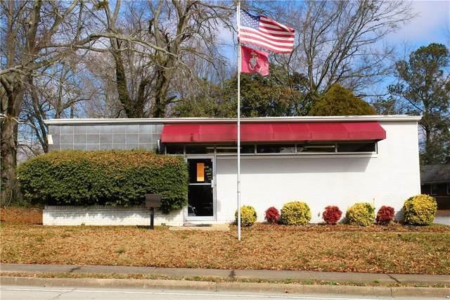 224 E Broad Street, Winder, GA 30680 (MLS #6874756) :: Charlie Ballard Real Estate