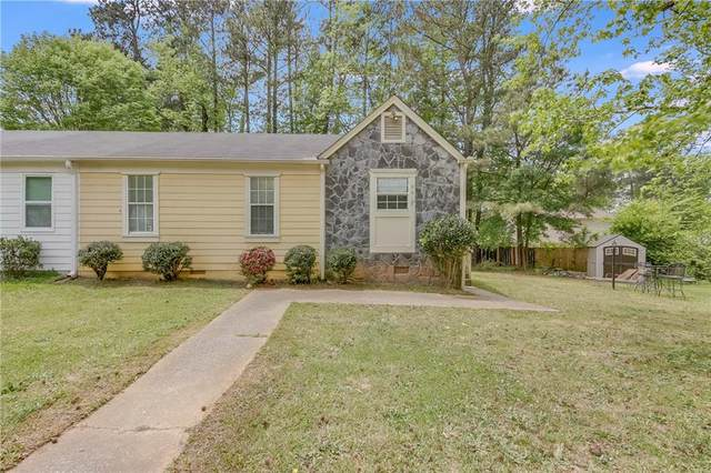 6659 Ivy Log Drive, Austell, GA 30168 (MLS #6874772) :: Kennesaw Life Real Estate