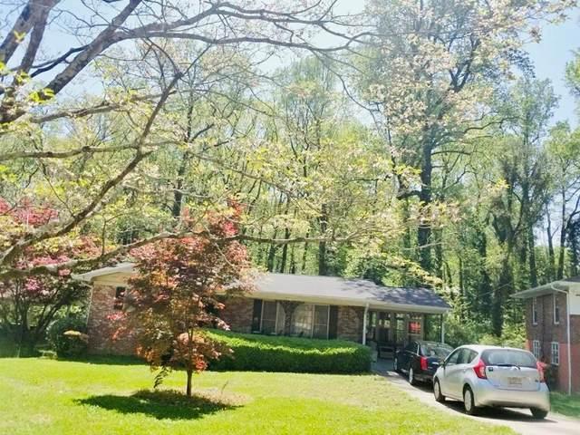 3704 Wisteria Lane SW, Atlanta, GA 30331 (MLS #6874777) :: RE/MAX Paramount Properties
