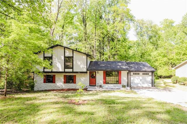702 Pebble Creek Drive, Norcross, GA 30093 (MLS #6874781) :: North Atlanta Home Team