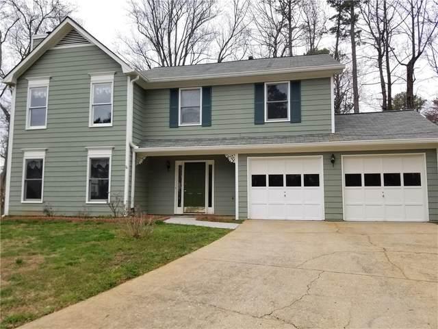 1277 Clairmont Court, Lawrenceville, GA 30043 (MLS #6874790) :: North Atlanta Home Team