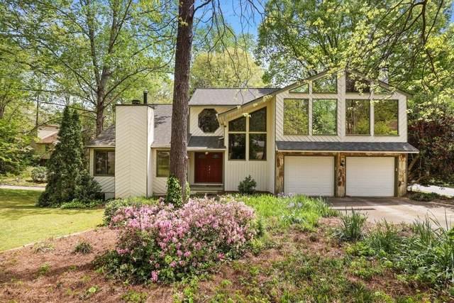 15 Latimer Lane NE, Kennesaw, GA 30144 (MLS #6874802) :: Path & Post Real Estate