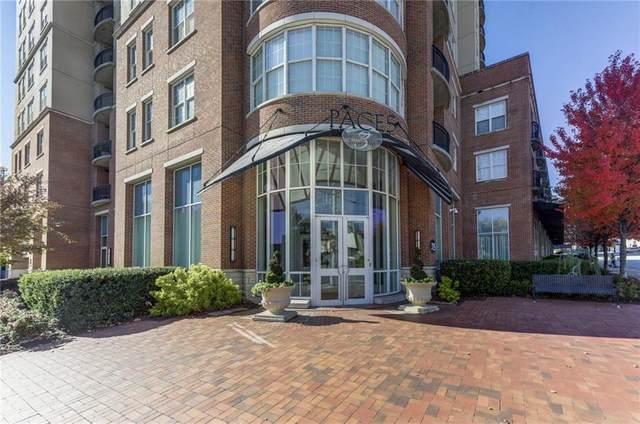 325 E Paces Ferry Road #909, Atlanta, GA 30305 (MLS #6874823) :: AlpharettaZen Expert Home Advisors