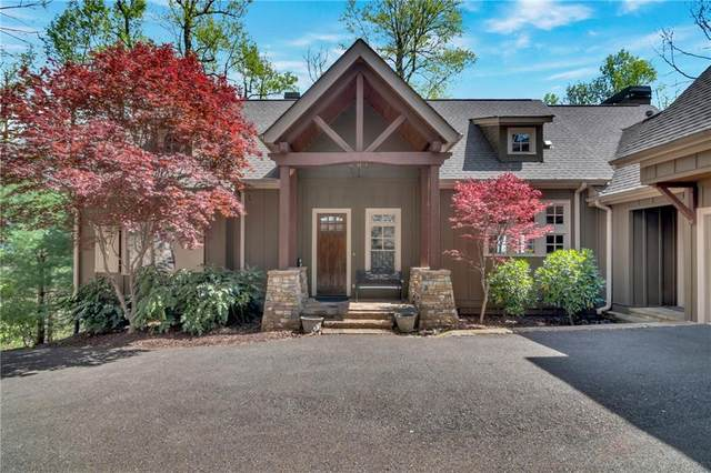 137 Sanderlin Mountain Drive N, Big Canoe, GA 30143 (MLS #6874871) :: 515 Life Real Estate Company