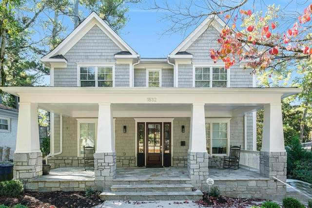1832 Monroe Drive NE, Atlanta, GA 30324 (MLS #6874875) :: North Atlanta Home Team