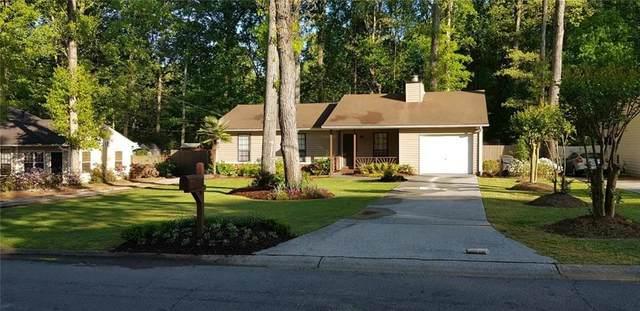 2970 Hillwood Drive, Lawrenceville, GA 30044 (MLS #6874907) :: North Atlanta Home Team