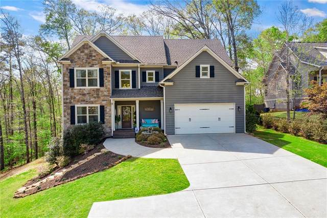 27 Rose Brooke Circle, White, GA 30184 (MLS #6874930) :: North Atlanta Home Team