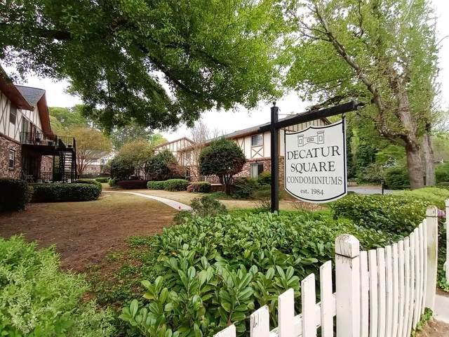 1179 Church Street G, Decatur, GA 30030 (MLS #6874962) :: AlpharettaZen Expert Home Advisors