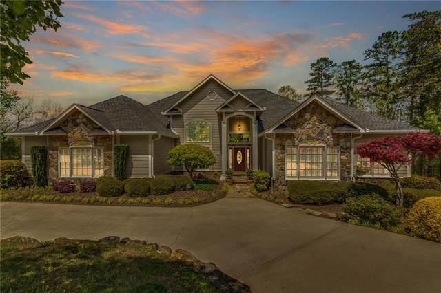 95 Greenfield Ridge, Ellijay, GA 30536 (MLS #6874973) :: 515 Life Real Estate Company