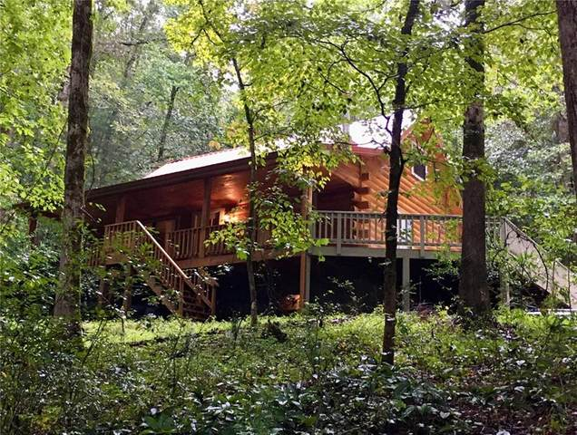 982 Parks Road, Ellijay, GA 30540 (MLS #6875013) :: North Atlanta Home Team