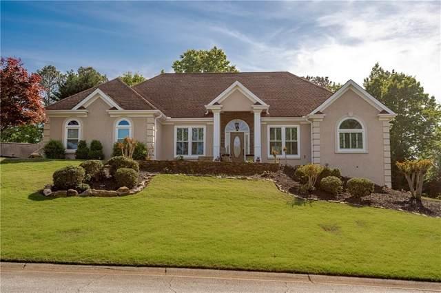 1081 Longwood Drive, Woodstock, GA 30189 (MLS #6875019) :: North Atlanta Home Team