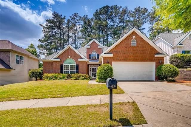 427 Long Branch Way, Canton, GA 30115 (MLS #6875056) :: North Atlanta Home Team