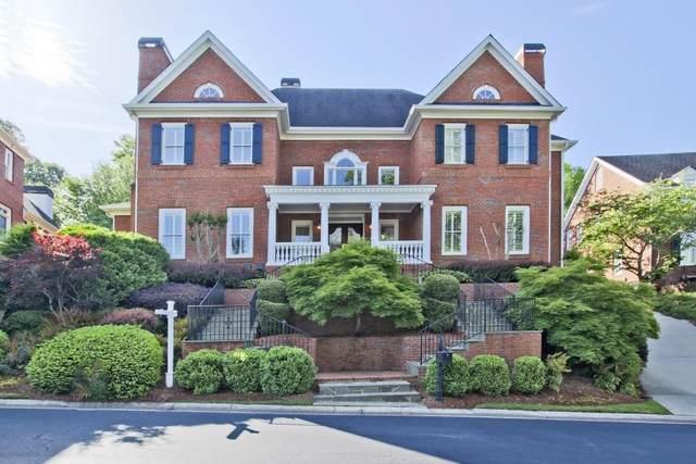 2308 Garden Park Drive SE, Smyrna, GA 30080 (MLS #6875060) :: North Atlanta Home Team