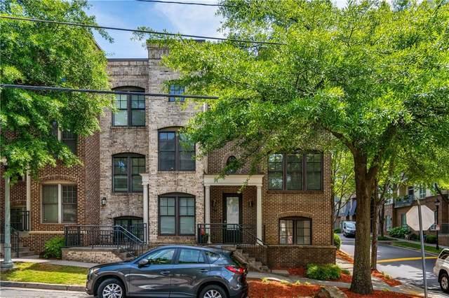 700 Cosmopolitan Drive NE, Atlanta, GA 30324 (MLS #6875075) :: AlpharettaZen Expert Home Advisors