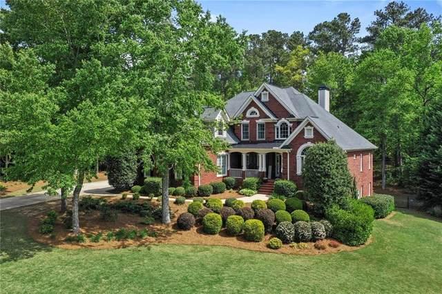 888 Foxwerthe Drive NW, Kennesaw, GA 30152 (MLS #6875077) :: North Atlanta Home Team