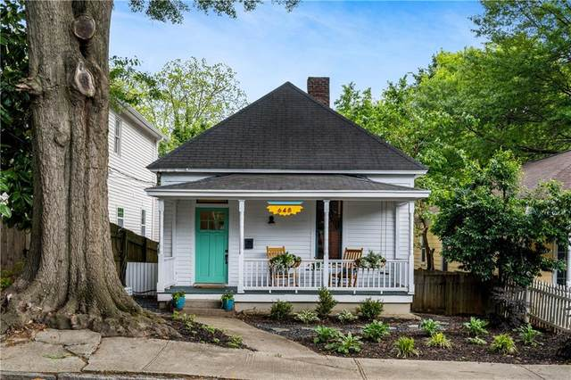 648 Bryan Street SE, Atlanta, GA 30312 (MLS #6875078) :: North Atlanta Home Team