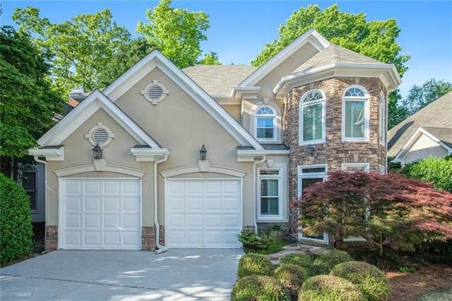2018 Lenox Cove Circle NE, Brookhaven, GA 30319 (MLS #6875084) :: North Atlanta Home Team