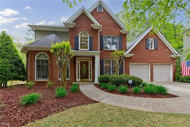 805 Valley Drive, Canton, GA 30114 (MLS #6875094) :: North Atlanta Home Team