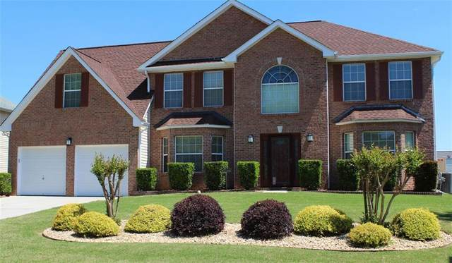 9448 Deer Crossing Lane, Jonesboro, GA 30236 (MLS #6875140) :: North Atlanta Home Team