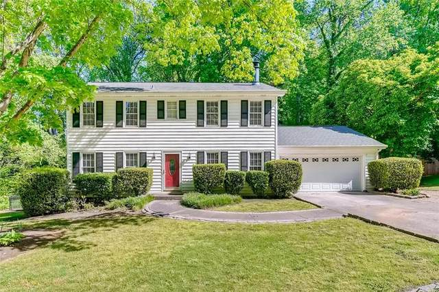 3597 Hickory Circle SE, Smyrna, GA 30080 (MLS #6875164) :: North Atlanta Home Team