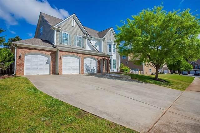 34 Longwood Place, Dallas, GA 30132 (MLS #6875165) :: North Atlanta Home Team