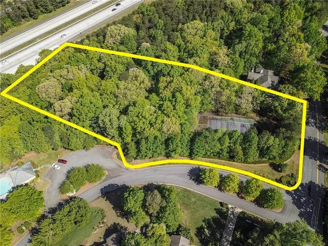 0 Pilgrim Mill Circle, Cumming, GA 30041 (MLS #6875169) :: North Atlanta Home Team