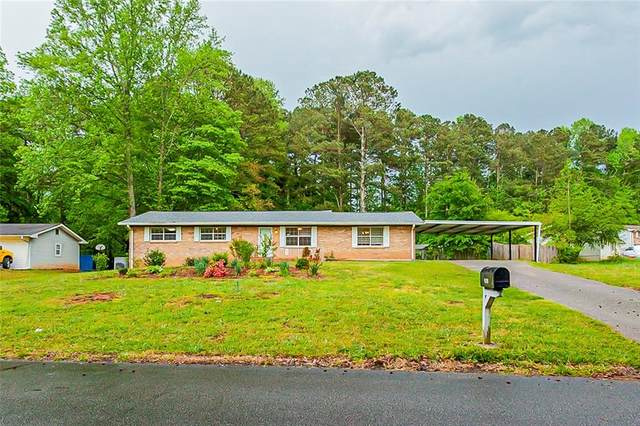 2067 Chestnut Log Drive, Lithia Springs, GA 30122 (MLS #6875172) :: North Atlanta Home Team