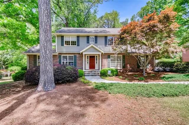 1962 Tanglewood Drive, Snellville, GA 30078 (MLS #6875174) :: North Atlanta Home Team
