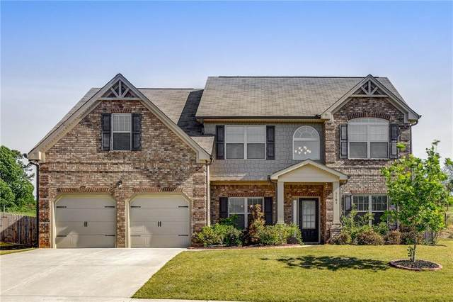 3161 Canyon Glen Way, Dacula, GA 30019 (MLS #6875181) :: North Atlanta Home Team