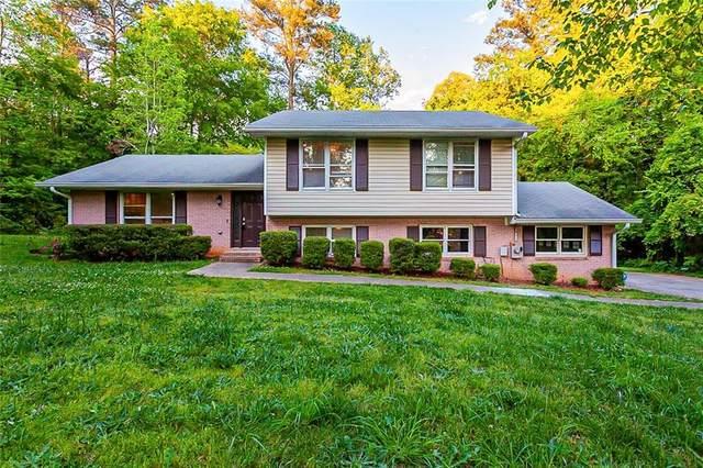 192 Greenbriar Court SE, Conyers, GA 30094 (MLS #6875187) :: North Atlanta Home Team