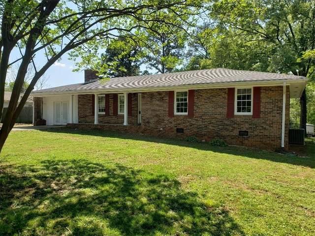 16 Edgewood Road SW, Cartersville, GA 30120 (MLS #6875204) :: North Atlanta Home Team