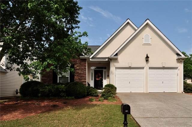 105 Aven Court, Alpharetta, GA 30004 (MLS #6875206) :: North Atlanta Home Team