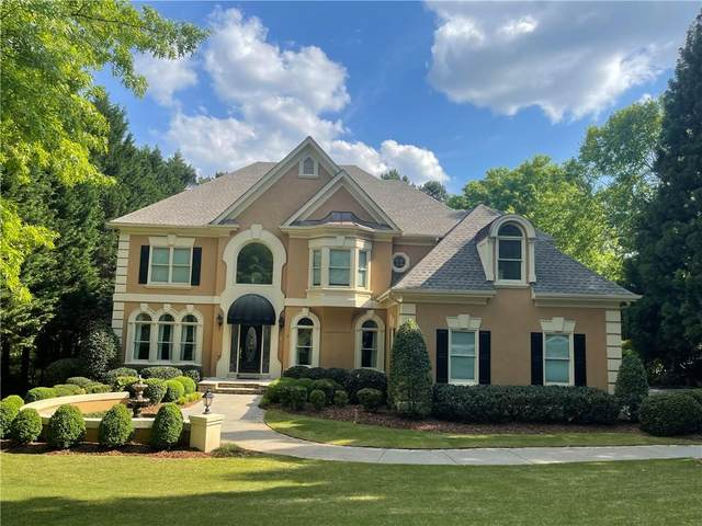 7810 Saint Marlo Country Club Parkway, Duluth, GA 30097 (MLS #6875248) :: North Atlanta Home Team