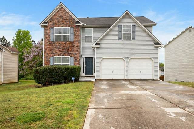 6395 Queensdale Drive, Douglasville, GA 30135 (MLS #6875252) :: North Atlanta Home Team