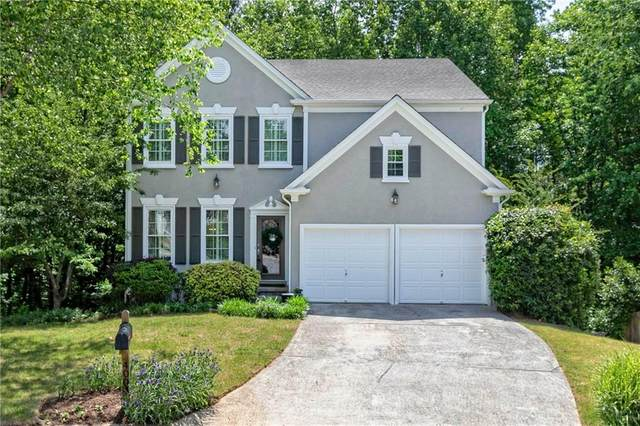 4004 Maple Ridge Lane NW, Acworth, GA 30101 (MLS #6875262) :: The Cowan Connection Team