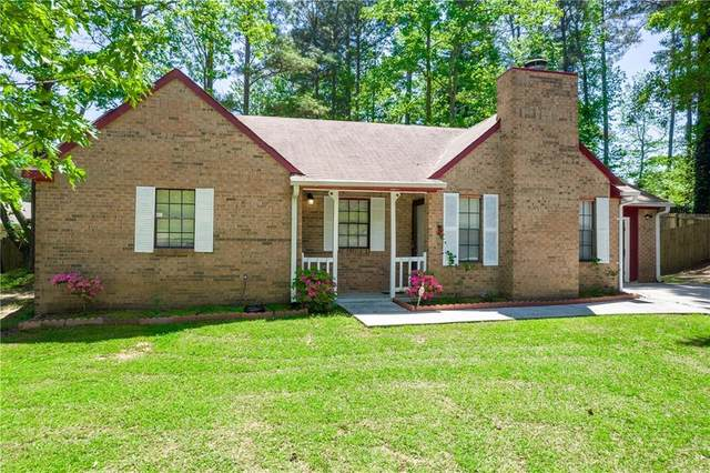 372 Fleming Court, Jonesboro, GA 30238 (MLS #6875265) :: Path & Post Real Estate