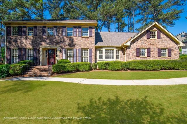 5266 Wynterhall Way, Dunwoody, GA 30338 (MLS #6875367) :: North Atlanta Home Team
