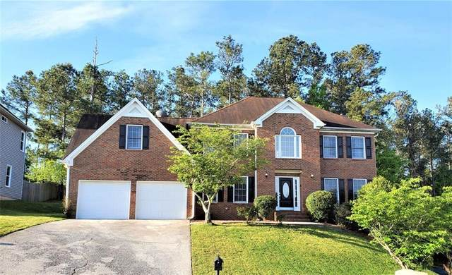 1016 Saddle Brooke Drive, Dallas, GA 30132 (MLS #6875371) :: North Atlanta Home Team
