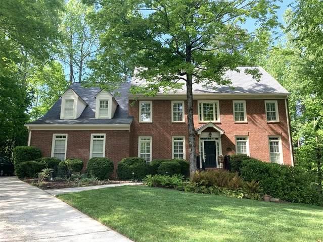3930 Royal Pennon Court, Peachtree Corners, GA 30092 (MLS #6875412) :: North Atlanta Home Team