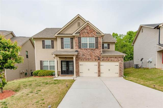 4954 Summersun Drive, Morrow, GA 30260 (MLS #6875439) :: Path & Post Real Estate