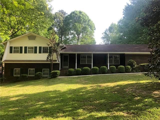 197 Laurelwood Lane, Alpharetta, GA 30009 (MLS #6875443) :: North Atlanta Home Team