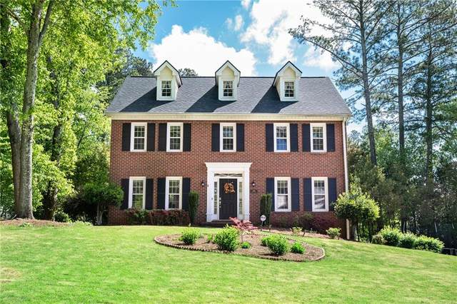 1846 Linnet Court NE, Roswell, GA 30075 (MLS #6875447) :: North Atlanta Home Team