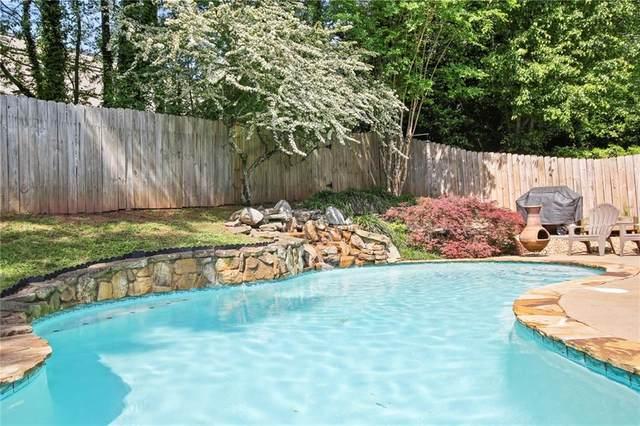 1098 Ashbury Drive, Decatur, GA 30030 (MLS #6875482) :: Path & Post Real Estate